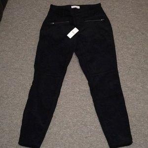 Loft curvy skinny ankle corduroy pants 2/26 NWT